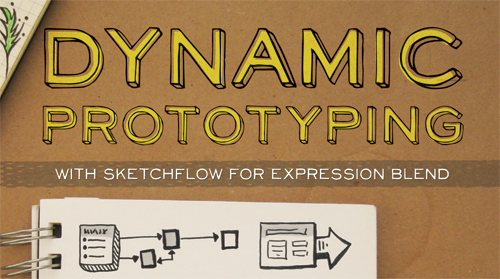 A sneak peek at the Dynamic Prototyping cover design.